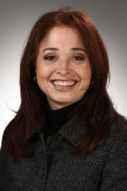 Dr. Natalia Restrepo-Kennedy, Clinical Associate Professor in the Department of Operative Dentistry at the University of Iowa College of Dentistry